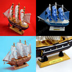 Handcrafted Confection Boat Ship Model Home Office Display Decor Items 6 inch