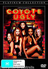 Coyote Ugly DVD Movie SEXY ROMANTIC Director's Cut BEST SOUNDTRACK BRAND NEW  R4