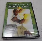 Billy's Boot Camp DVD Video Ultimate Boot Camp Workout Exercise New 2004