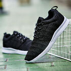 New Men's Big Size Light Running Shoes Breathable Non Slip Walking Sports Shoes