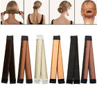 Women Girls DIY Hair Styling Donut Former Updo French Twist Magic Tool Bun Maker