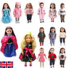 Kyпить Outfit Dress Clothes for 18'' American Girl Our Generation My Life Doll UK STOCK на еВаy.соm