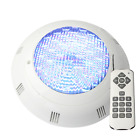 18W 24W 35W WW/CW/RGB LED Wall-Mounted Underwater Pool Light for Inground Pool