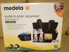 STERILIZED Madela Pump In Style Advanced Double Breast Pump w/ On The Go Tote.
