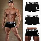 2017 Mens Stretch Underwear Sexy Boxers Shorts Male Panties Underpants Comfy Bri