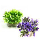 Plastic Water Grass Plant Ornament.12 Styles Practical Fish Tank Aquarium Decor