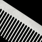 1pc Fashion New Salon Stainless Steel Hair Cutting Combs Pro Hairdressing Silver