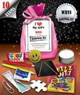 Wifes Survival Kit - Fun Novelty Gift