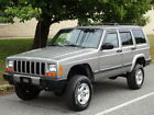 2001+Jeep+Cherokee+Sport+4X4+4WD+LIFTED+LEATHER+CLEAN+AUTOCHECK%21