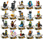 THE LEGO NINJAGO MOVIE MINIFIGURE 71019 PICK CHOOSE FIGURES ALL 20 IN STOCK