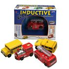 Track Induction Car Automatic Sensor Vehicle Truck Tank Toy With Magic Pen.