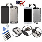 For iPhone5 5c 5s LCD Touch Screen Digitizer Replacement + Home Button + Camera