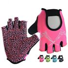 Men Women Body Building Fitness Gloves Slip-Resistant Sports Training Gym Glove