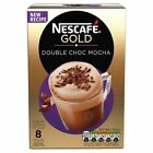 Nescafe Gold 3 boxes x 8 sachets -16 Flavours to choose from