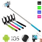 Colour Extendable Selfie Stick With Adjustable Holder for Motorola Moto x⁴ z² g⁵