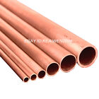 5pcs Φ4mm x Φ3mm T2 Copper Round Tube OD4mm ID3mm Pure Any Length Tubing Tooling