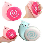 Squishy Jumbo 12CM Snails Cute Cream Scented Slow Rising Colossal Simulation Toy