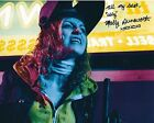 Molly Dunsworth Authentic Autographed HOBO WITH A SHOTGUN Abby 8x10 Photo W/COA