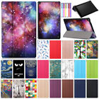 """Smart Flip Leather Case Stand Cover For 10.1"""" Inch Amazon Kindle Fire HD 10 2017"""