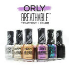 ORLY BREATHABLE Nail Polish + Treatment 0.6 oz - FALL 2019 UPDATED! $7.99 USD on eBay