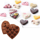 Flexible Silicone Mould For Candy Chocolate+Sticks Lips Lollipop Cake Mold E9972