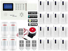 B03 IOS/Android APP GSM PSTN Wireless House Home Security Alarm Burglar System