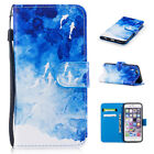For Samsung Galaxy S8/Plus Card Wallet Leather Case Flip Stand Phone Case Cover
