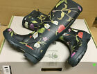 Hunter Limited Royal Horticultural Society Rubber Rain Garden Boots New w/box