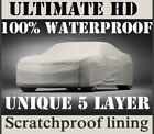 [CCT] 5 Layer Weather/Waterproof Full Car Cover For Cadillac De Ville 1977-1984