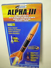 Estes 1427 Alpha III Model Rocket Launch Set