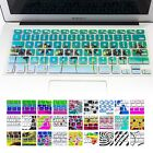 Allytech Unique Pattern Series Keyboard Cover Silicone Skin for Macbook Pro 1...