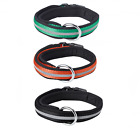 """Reflective Padded Collar up to 11 lbs 5kg Dogs Circumference 6  """" to 11"""" 16-28cm"""