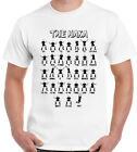 all blacks world cup - The Haka New Zealand All Blacks - Mens Funny Rugby T-Shirt Hakka Rugby World Cup