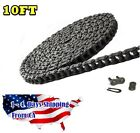 Wholesale 35, 40, 41, 50, 60 Roller Chain 10 Feet With Connecting link