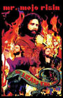 MR MOJO RISIN BLACKLIGHT Art Silk Poster 12x18 24x36 24x43
