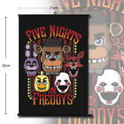 """8x12"""" Five Nights at Freddy's Map Home Decor Hangings Wall S"""