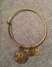 Alex and Ani Gold Gemini Braclet Charm