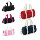 New Women's Bag Base Zippered Pouch Pocket Mini Barrel Bag Detail One Size