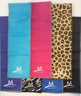 "LOT OF 2 Mission EnduraCool Instant Cooling Gym Towels Wraps 6""x42"" PICK COLOR image"
