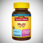 Nature Made Multi For Her - 60 Softgels