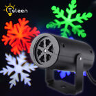 Auto Rotating Outdoor US Plug Projector LED Stage Light Laser Disco Snow Heart
