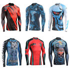 FIXGEAR CFL Compression shirt base layer skin tight under training  fitness 2