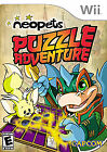 NEW Wii Game    Neopets Puzzle Adventure   MAKE AN OFFER