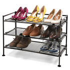 SortWise&reg; Shoes Rack Wall Bench Shelf Closet Boots Organizer Storage Box Stand <br/> 14 Kinds of shoe rack✔1 Year Warranty✔2-4 days Receive✔