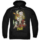 Betty Boop Star Princess Pullover Hoodies for Men or Kids $24.74 USD