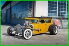 1931+Ford+Model+A+Nostalgic+Built+Chopped+Top+Hot+Rod