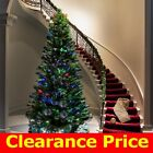 3-7 ft Christmas Fiber Optic Tree 350 LED Lights Pre Lit ...