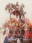 Xenoblade Chronicles 2 Rex Pyra Hikari Kingdom of Uraya Desk Display Stand Limit