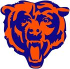 Chicago Bears Logo Decal Sticker Self Adhesive Vinyl