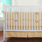 Unisex Baby Bedding Crib/Cot/Cradle/Cot Bed Bedding Pleated Skirt